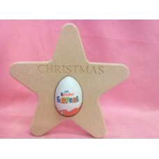 18mm MDF Star Egg holder